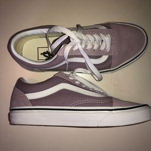 Lilac Vans